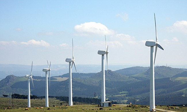 wind turbine surveying