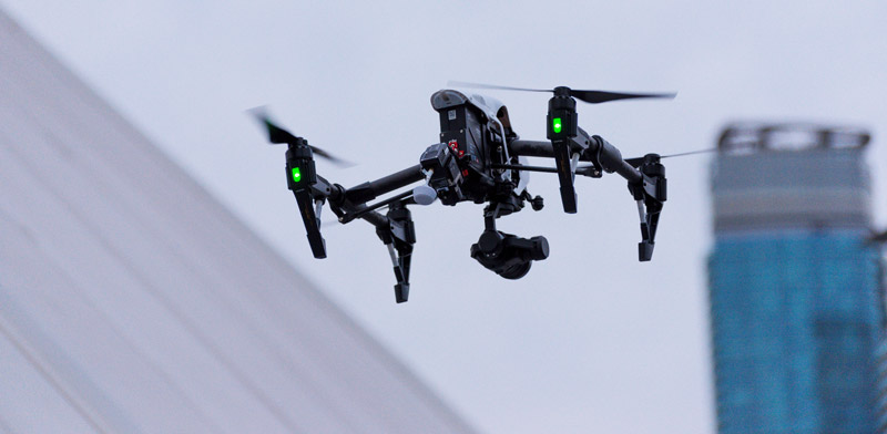 Drone Market to Grow by 45% in 2018